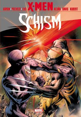 X-men: Schism - Aaron, Jason, and Gillen, Kieron, and Pacheco, Carlos (Artist)