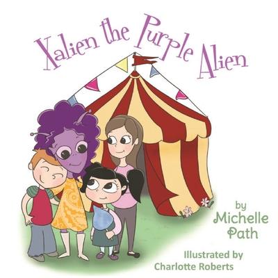 Xalien the Purple Alien - Path, Michelle