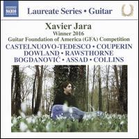 Xavier Jara: Winner 2016 Guitar Foundation of America (GFA) Competition - Xavier Jara (guitar)
