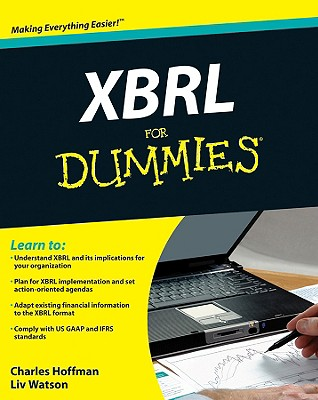 XBRL for Dummies - Hoffman, Charles, and Watson, LIV