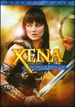 Xena: Warrior Princess - Season Three [5 Discs] -