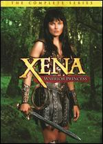 Xena: Warrior Princess: The Complete Series [30 Discs]