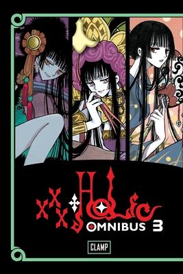 Xxxholic Omnibus 3 - Clamp