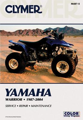 Yamaha Warrior YFM350X 1987-2004 ATV - Penton