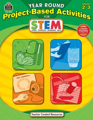 Year Round Project-Based Activities for Stem Grd 2-3 - Butz, Steve