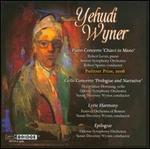 Yehudi Wyner: Piano Concerto; Cello Concerto; Lyric Harmony; Epilogue