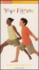 Yoga Fitness for Kids Ages 7-12