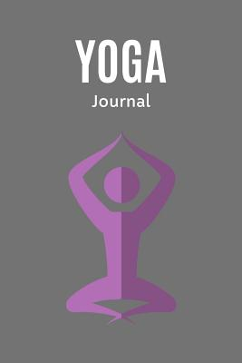 Yoga Journal: Small Yoga Notebook/Journal 6inX9in A5 120 pages Wide lined - Books, Just Blank