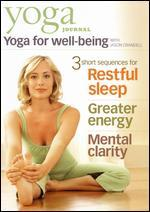 Yoga Journal: Yoga for Well Being with Jason Crandell