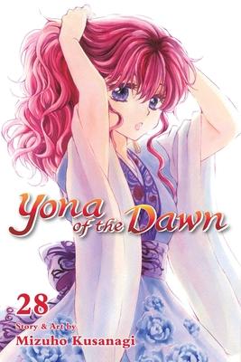 Yona of the Dawn, Vol. 28 - Kusanagi, Mizuho