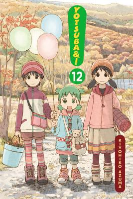 Yotsuba&!, Vol. 12 - Azuma, Kiyohiko (Creator)