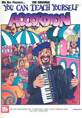 You Can Teach Yourself Accordion - Griffin, Neil