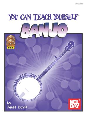 You Can Teach Yourself Banjo - Davis, Janet