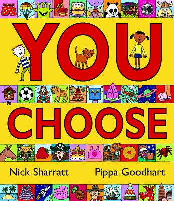 You Choose - Goodhart, Pippa