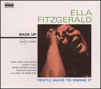 You'll Have to Swing It - Ella Fitzgerald