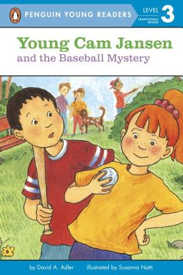 Young Cam Jansen and the Baseball Mystery - Adler, David A