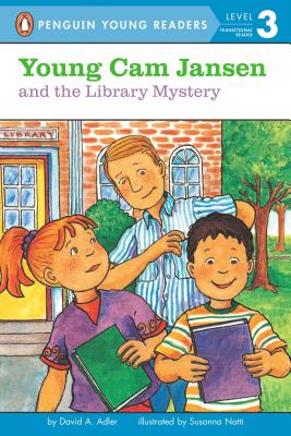 Young Cam Jansen and the Library Mystery - Adler, David A