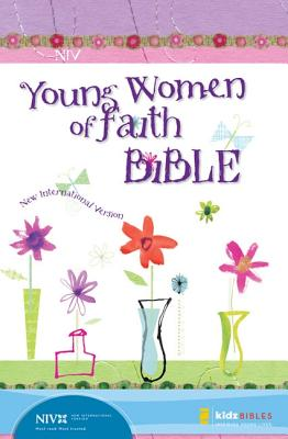 Young Women of Faith Bible-NIV - Zonderkidz (Creator)