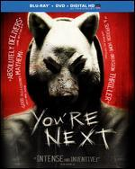 You're Next [2 Discs] [Includes Digital Copy] [UltraViolet] [Blu-ray/DVD]