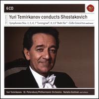 Yuri Termirkanov conducts Shostakovich - Denis Matsuev (piano); Gennady Bezzubenkov (baritone); Igor Sharapov (trumpet); Natalia Gutman (cello);...