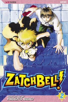 Zatch Bell!, Vol. 2 -