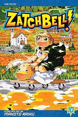Zatch Bell!, Volume 10 -