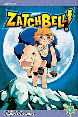 Zatch Bell!, Volume 13 -