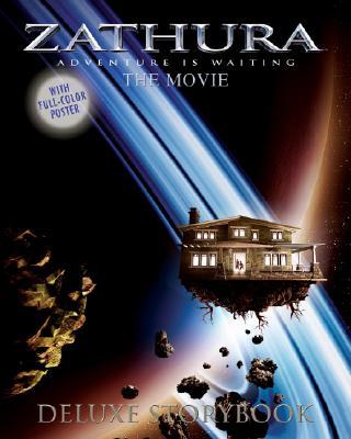 Zathura the Movie Deluxe Storybook: A New Adventure from the World of Jumanji - Koepp, David (Screenwriter), and Kamps, John (Screenwriter), and Seidman, David (Adapted by)