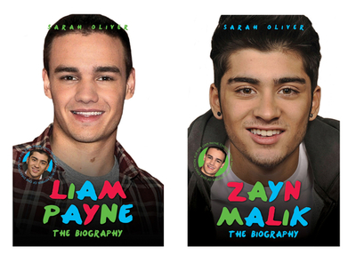 Zayn Malik / Liam Payne - the Biography - Oliver, Sarah