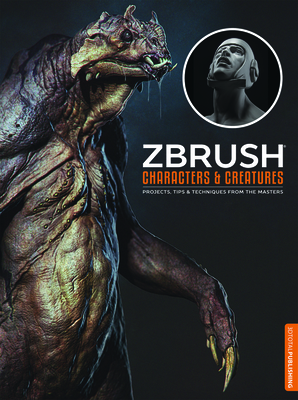 ZBrush Characters and Creatures - Papstein, Kurt, and Steiner, Mariano, and Aerni, Mathieu
