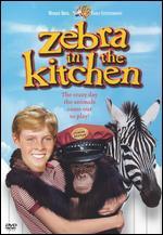 Zebra in the Kitchen - Ivan Tors