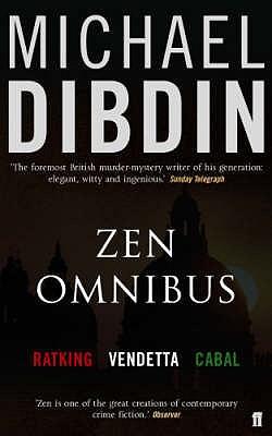ZEN Omnibus (Aurelio ZEN): Ratking, Vendetta, Cabal - Dibdin, Michael