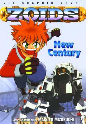 Zoids New Century - Mizubuchi, Makoto, and Ueyama, Michiro