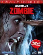 Zombie [Cover B Splinter] [Blu-ray]
