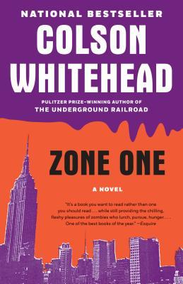 Zone One - Whitehead, Colson