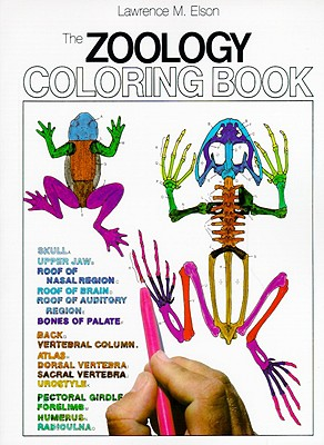 Zoology Coloring Boo - Elson, Lawrence M, PH.D., and Vadala, Cinthea (Illustrator), and Giuffre, Jacquelyn (Illustrator)