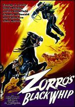 Zorro's Black Whip [Serial]
